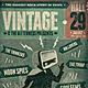 Vintage GIG Poster - GraphicRiver Item for Sale