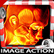 Advance Flame Hand Drawing - GraphicRiver Item for Sale