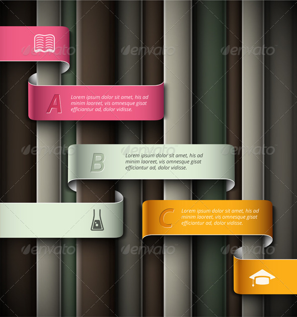 GraphicRiver Education Infographic 5133923