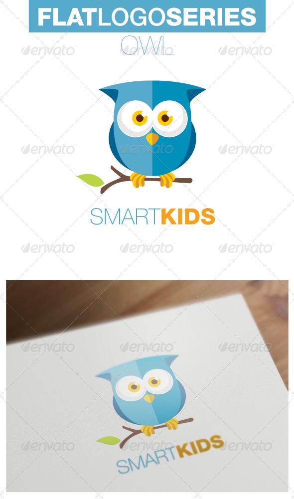 GraphicRiver Owl Logo 5197071