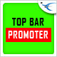 Top Bar Offers Promoter - Services and Products