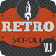 Retro Scroll - Creative One Page Html Template - ThemeForest Item for Sale