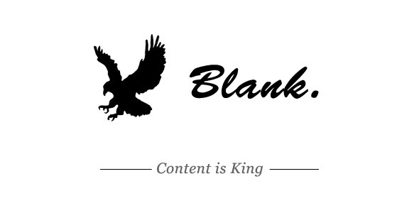 ThemeForest Blank Elegant and Minimalist Wordpress Blog 5134048