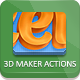 Colorful 3D Maker - GraphicRiver Item for Sale