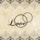 Vintage Wedding Invitation Package  - GraphicRiver Item for Sale