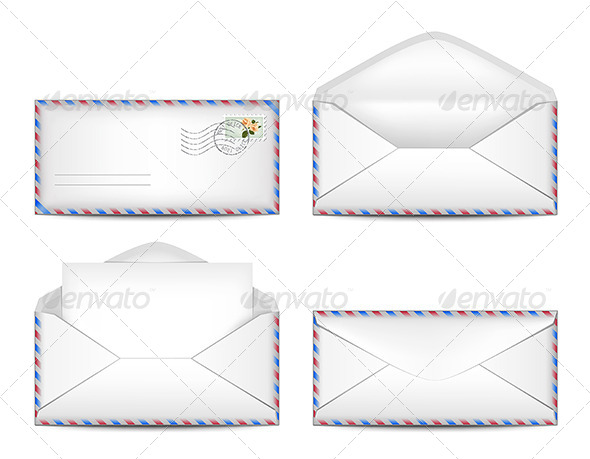 GraphicRiver Envelopes 5199922