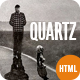 Quartz - Coming Soon Html5 Template