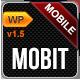 Mobit Mobile WordPress Template  Free Download