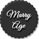 Marry Age - Responsive One Page Wedding Template