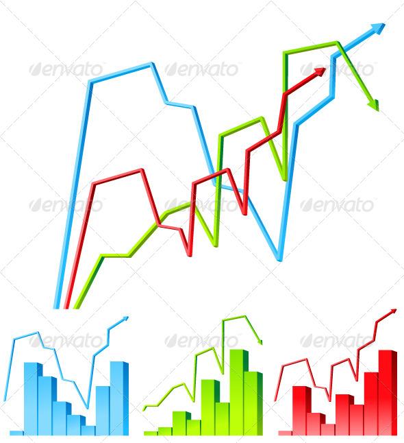 GraphicRiver Business Graphs 5147292