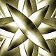 Stars Motif Background Pattern
