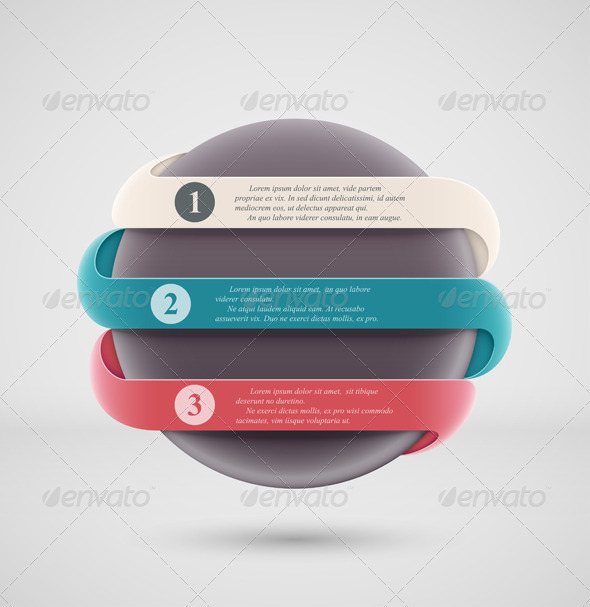 GraphicRiver Round infographics banner 5089247
