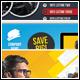 Multipurpose Promo Flyer Bundle - GraphicRiver Item for Sale