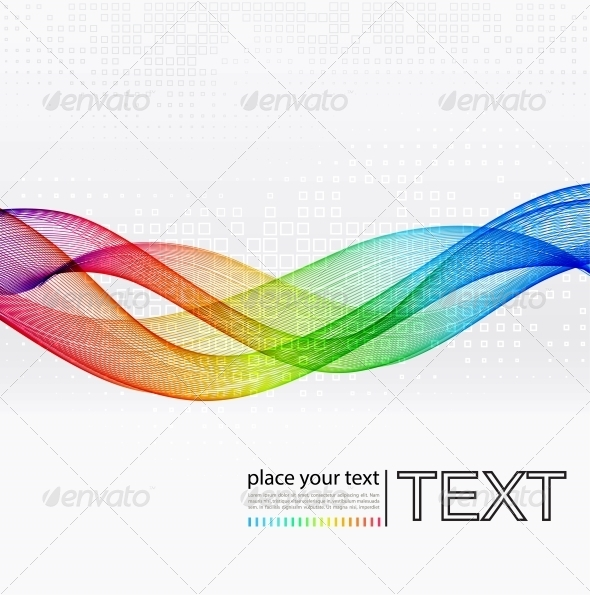 GraphicRiver Abstract Colorful Background 5201477