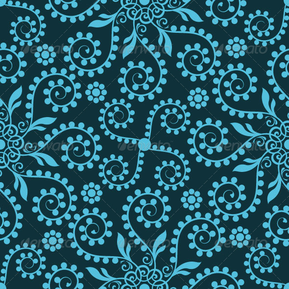 GraphicRiver Seamless Classic Pattern 5201999