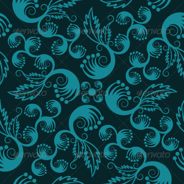 GraphicRiver Seamless Classic Pattern 5202072