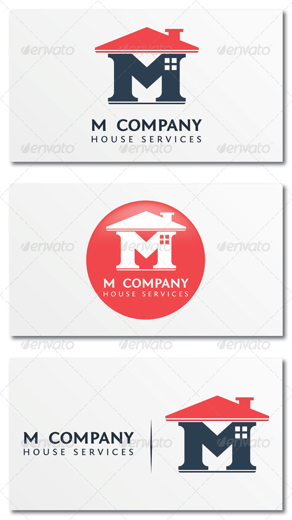 GraphicRiver M House Services 5202432