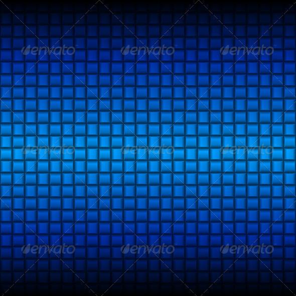 GraphicRiver Metalic Blue Industrial Texture 5207724