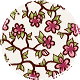 Japanese Cherry Tree Patterns Pack