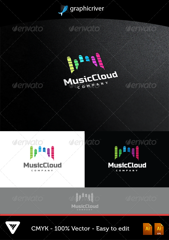 GraphicRiver MusicCloud 5187212