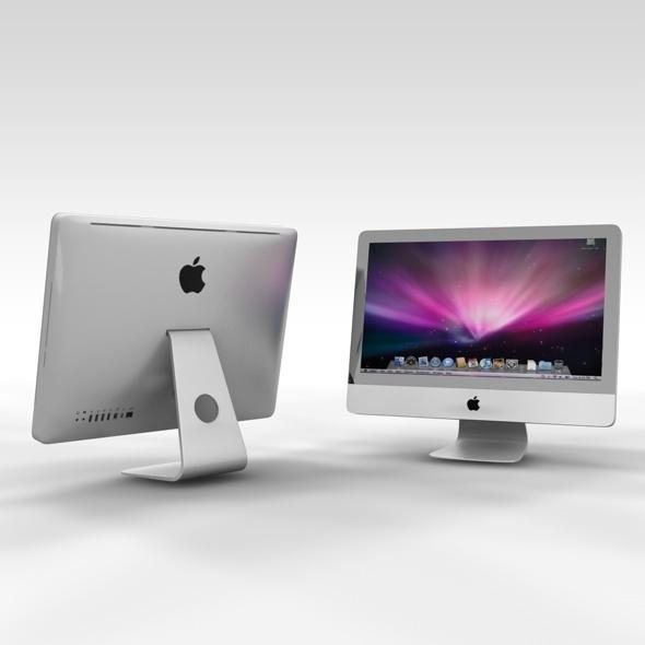 3DOcean Apple iMac 5190180