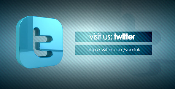 After Effects Project - VideoHive Social Networking 534736