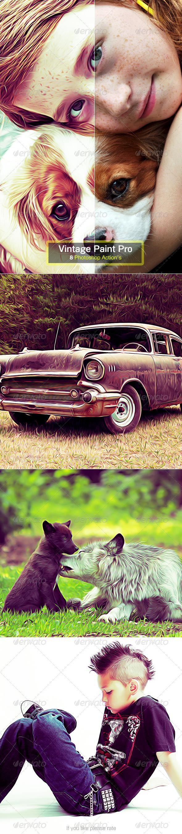 GraphicRiver Don s Vintage Paint Pro 5212002