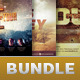 Church Marketing Flyer Bundle Vol 037