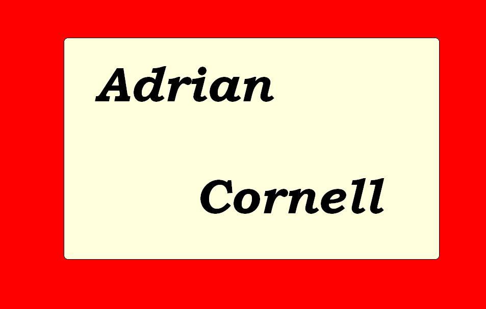 AdrianCornell
