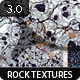 7 Ocean Rock Textures 3.0 - GraphicRiver Item for Sale