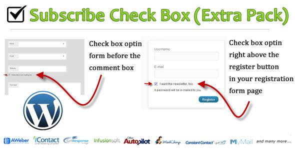 CodeCanyon Subscribe Check Box 5213796