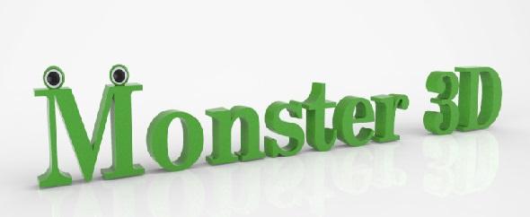 Monster3d