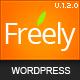 Freely Premium WordPress Theme - ThemeForest Item for Sale