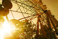 Ferris wheel in the sun - PhotoDune Item for Sale