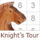Canvas Knight's Tour