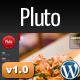 Pluto Fullscreen Cafe and Restaurant - ThemeForest Item for Sale