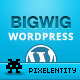 BigWig - Modern Corporate Retina WordPress Theme - ThemeForest Item for Sale