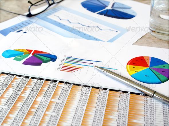 PhotoDune Investment Charts 535733