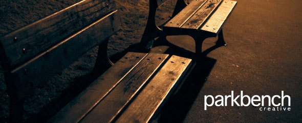 Parkbench envato header