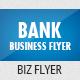 Finance Flyer - GraphicRiver Item for Sale