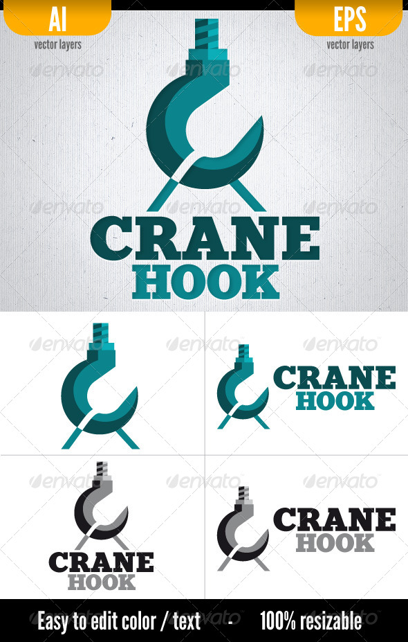 GraphicRiver Crane Hook 5217728