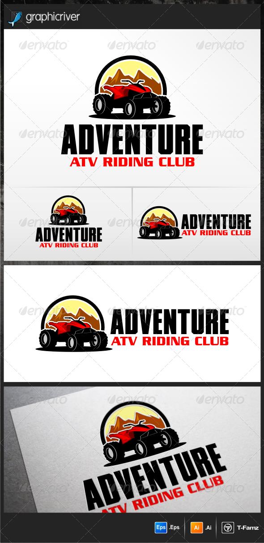 GraphicRiver atv logo templates 5217734