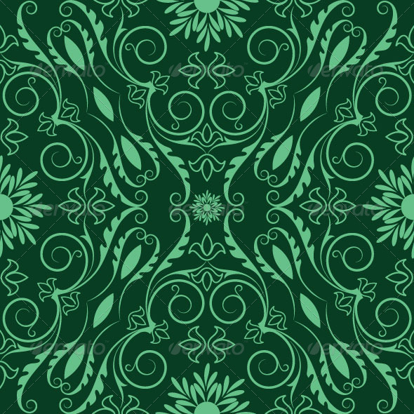 GraphicRiver Seamless Classic Pattern 21 5219571