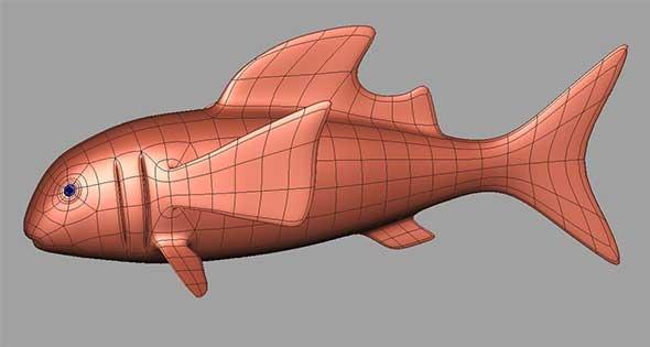 3DOcean Fish 5219587