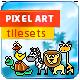 eAnimals – Pixel Art Tileset - GraphicRiver Item for Sale
