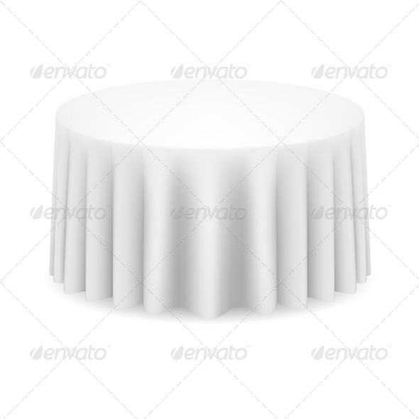 GraphicRiver Dining Table 5220102