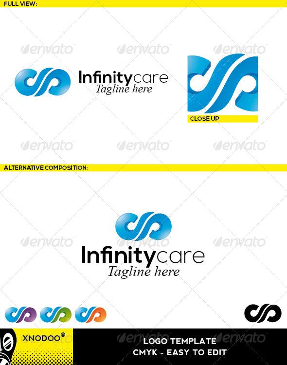 GraphicRiver Infnitycare Logo 5209672