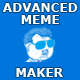 Advanced Meme Maker - CodeCanyon Item for Sale