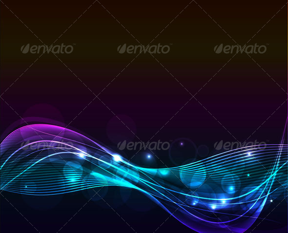 GraphicRiver Wavy Abstract Background 5221057