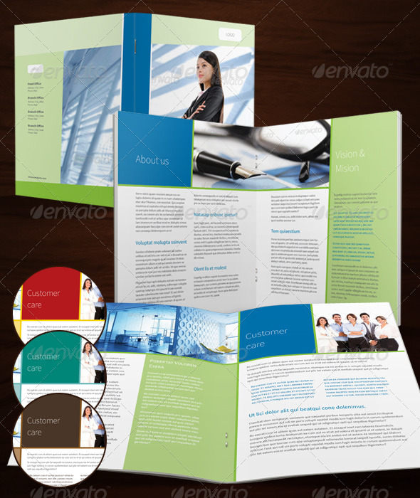Multipurpose Business Brochure - Corporate Brochures